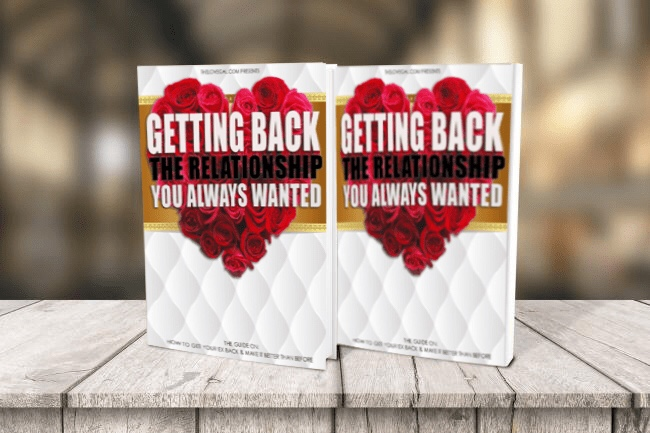 Getting back with an ex - Get Your Ex Back Guide